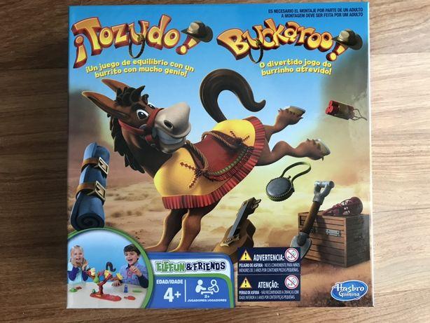 Jogo Tozudo Buckaroo da Hasbro