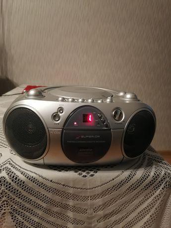 Radio CD magnetofon Portable
