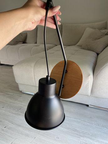 Lampka, kinkiet wiszący podtynkowy