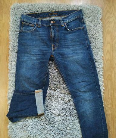 Nudie джинсы как evisu