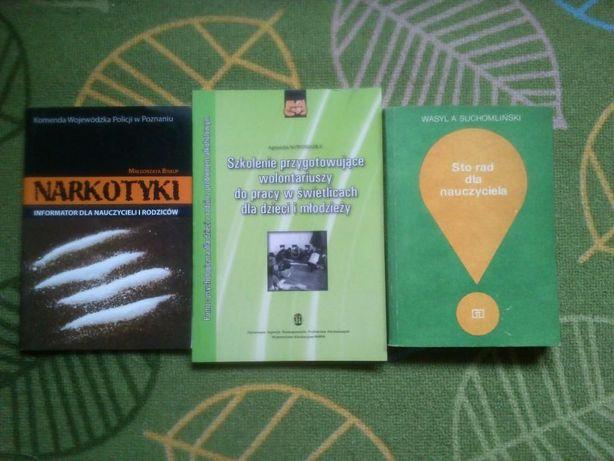 Książki naukowe ,edukacyjne