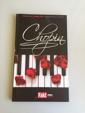 Album Chopin z 2 płytami