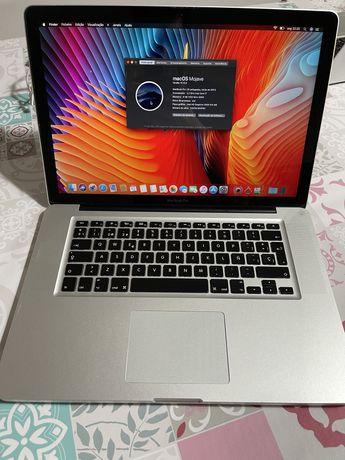 Macbook pro 15 /2011