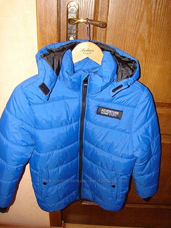 Куртка осенняя H&M 11-12 лет, 152 см
