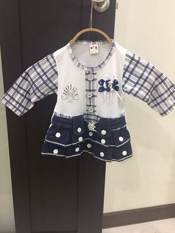 Платье, туника для девочки