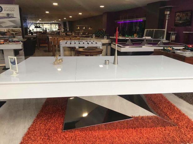 Bilhares Europa Fabricante Zen Luxury oferta tampo jantar Ping pong