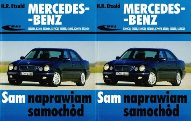 Książki, poradniki. Mercedes-Benz E200CDI, E220D, E220CDI,E270CDI...