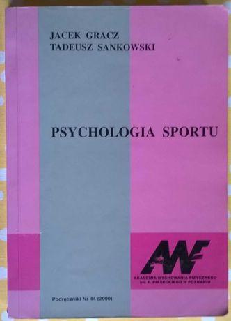 Psychologia sportu - podręcznik - AWF Poznań