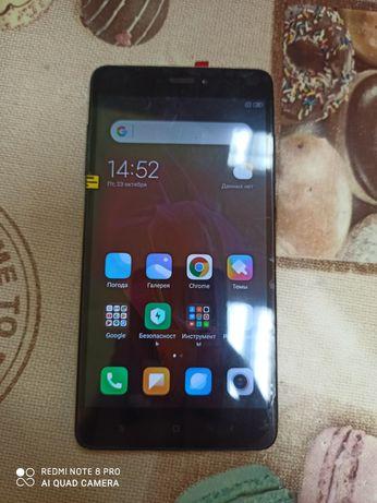 Телефон Xiaomi Redmi Note 4 4/64