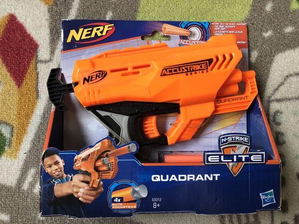 Nerf Quadrant Accustrike series