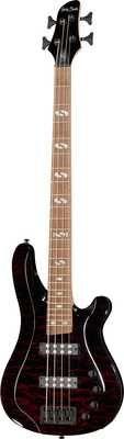 Nowa Gitara basowa Harley Benton B-450 QTB - Sklep