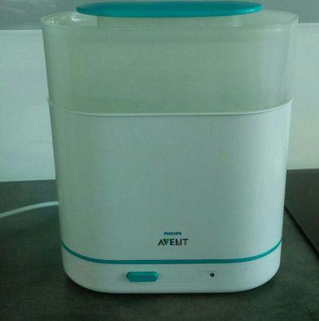 AVENT Elektryczny sterylizator parowy 3w1