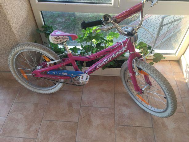 Велосипед дитячийCary ficher