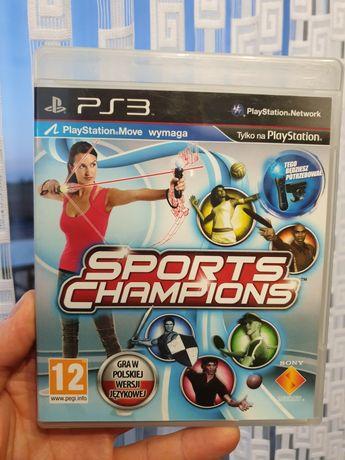 Sports Champions PS3 MOVE PlayStation 3