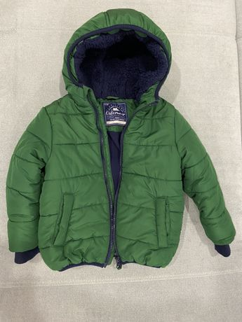 Теплая курточка George Джорж осень зима на мальчика 92-98