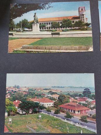 Guiné Bissau - postais antigos