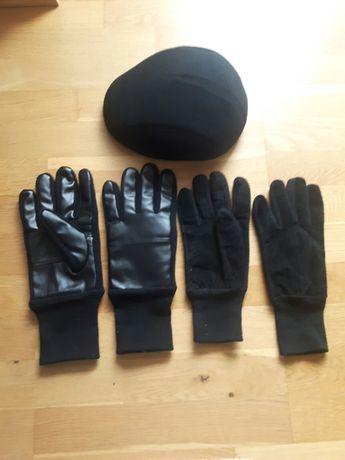 Rękawiczki  czapka męskie Brugi XL