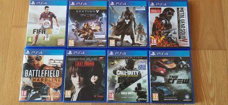 PS4 jogos semi-novos