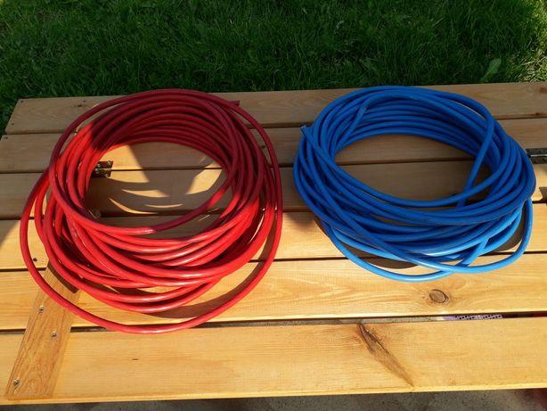 przewód spawalniczy kabel miedziany linka H07V-K  LgY 25 mm 2