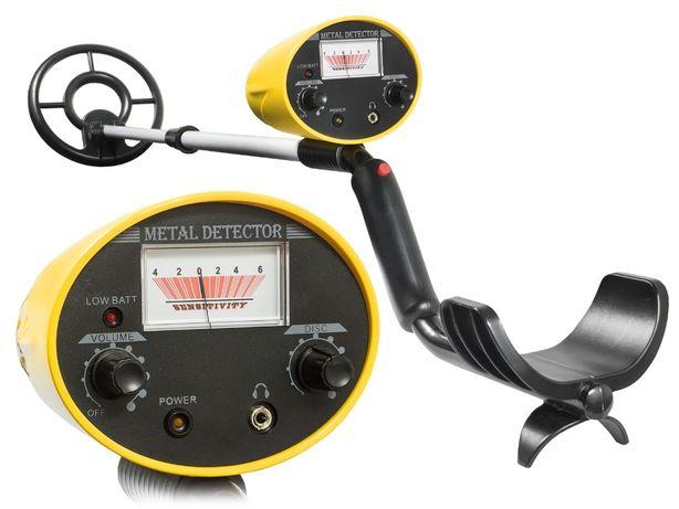 Wykrywacz metalu detektor metali Cobra Tector CT-1066