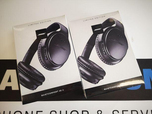 Nowe bezprzewodowe Słuchawki Bose QC35 II Limited Edition