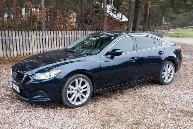 Sprzedam Mazda 6 TOURING 2.5L 192KM benzyna !!