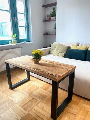 Stół industrialny loft ława stolik Warszawa na wymiar