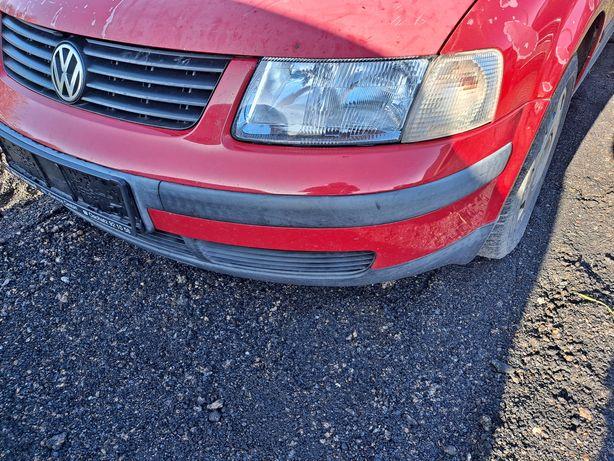 Volkswagen Passat b5 zderzak przód