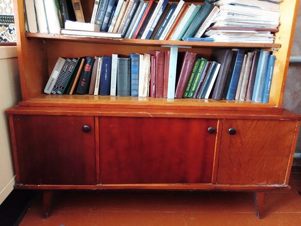 книжный шкаф(без стекла)