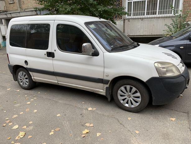 Peugeot Partner 1.4i газ/бензин