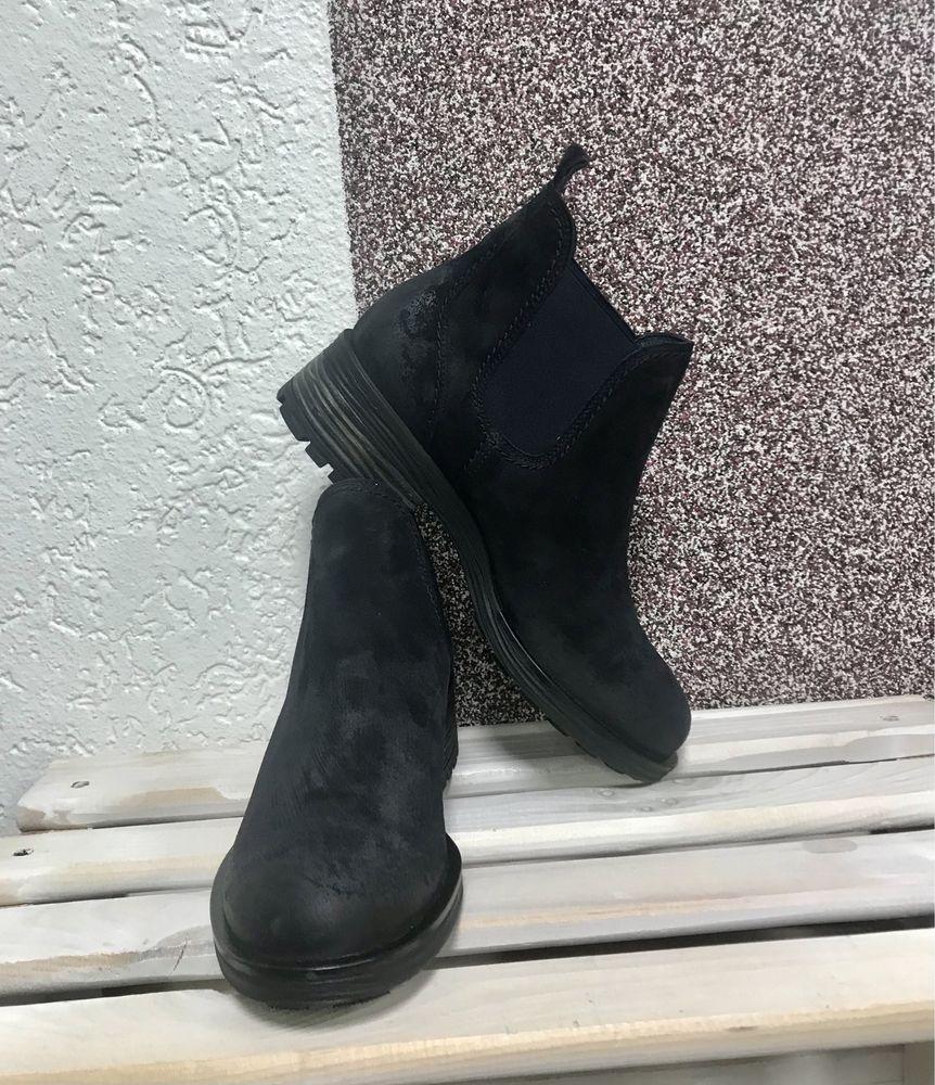 Резерв. Напівчоботи-черевики-челсі Paul Green. Оригінал.*