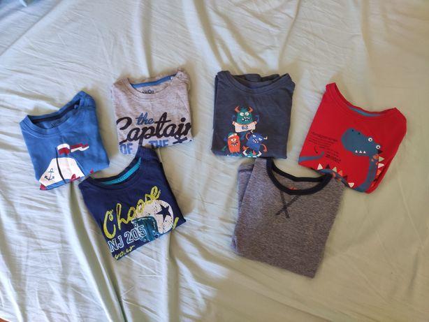 Sweatshirts de menino 1 a 3 anos