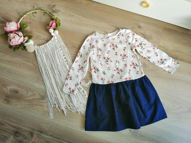 Sukienka, bluzka GAP 110cm