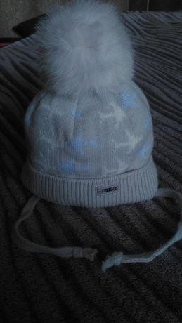 Продам новую зимнюю шапку,р.46