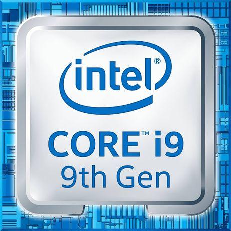 Процессор Intel Core i9-9900KF, i9-9900K, i9-9900, i7-9700K, i7-9700F