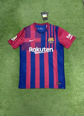 Camisolas Barcelona 2021/22
