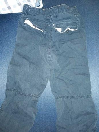 Spodnie ocieplane Gap