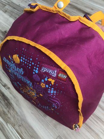 Duża torba plecak lego friends wodoszczelna