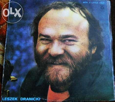 Leszek Dranicki - With A Little Help płyta winylowa sprzedam