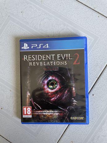Jogo resident evil 2 revelations ps4