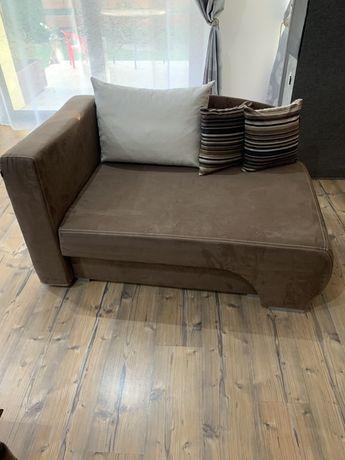 Sofa rozkladana pojedyńcza