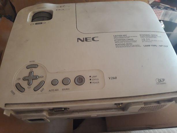 Projektor NEC v260G