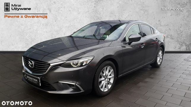 Mazda 6 *2.0*Skypassion*BOSE*kameracofania*