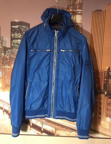 Мужская класическая куртка Tommy Hilfiger оригинал М-Л размер
