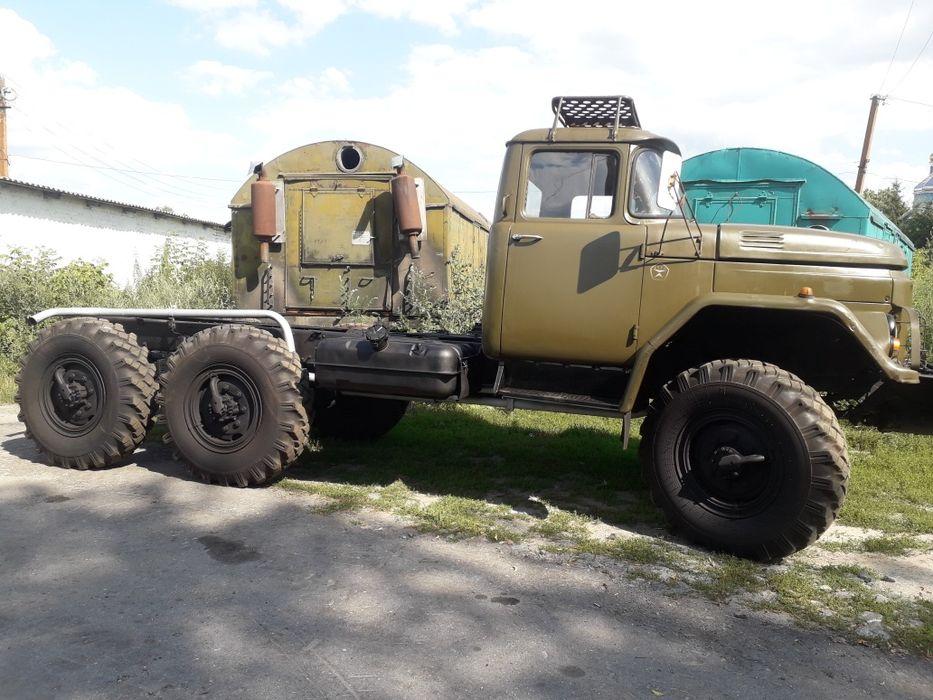 Зил-131 шасі Новоград-Волынский - изображение 1