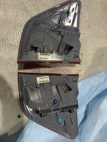 Bmw x3 f25, Бмв х3 ф25, задние внешние фонари лед Америка, цена за 2 ш