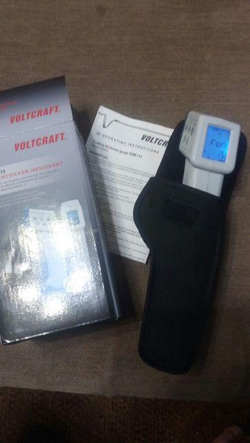 Толщиномер voltcraft sdm-115