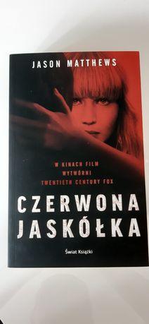 """NOWA książka """"Czerwona jaskółka"""" Jason Matthews"""