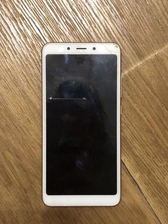 Xiaomi Redmi 6 32 Гб,разбитый  экран