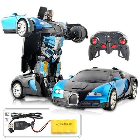 Машинка Трансформер Lamborghini Robot Car